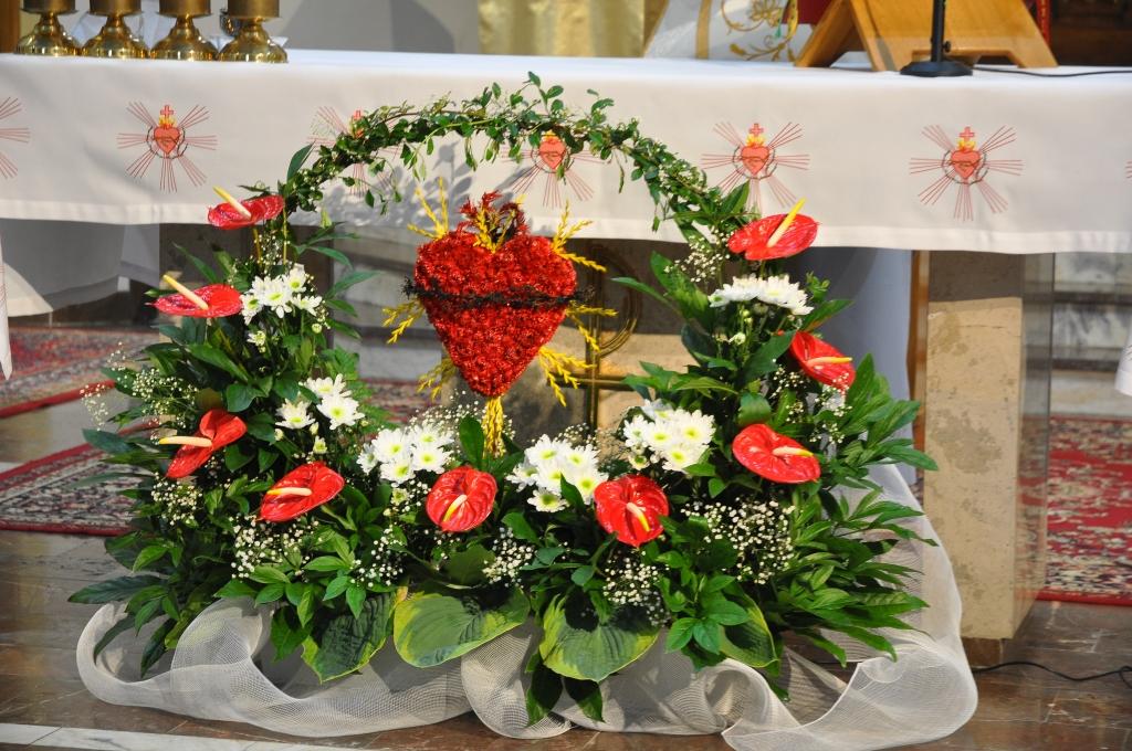 Fotorelacja z odpustu parafialnego ku czci Najświętszego Serca Pana Jezusa