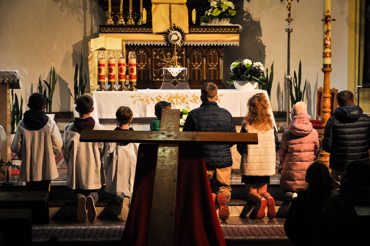 Misyjna uroczystość opowiedzenia się za Chrystusem – fotorelacja